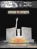 cover image of the print edition of Spooks to Spirits, Volume 1: Lafayette & McMinnville